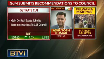 GoM on real estate submits recommendations to council