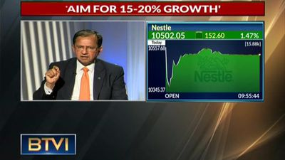 Nestle Chief lays out India road map