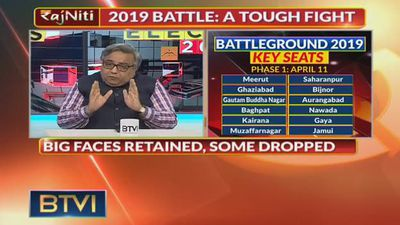 Will factors like anti-incumbency make BJP's candidate selection tougher this time?
