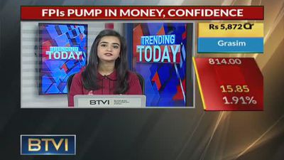 FPI Pumps In Money, Confidence