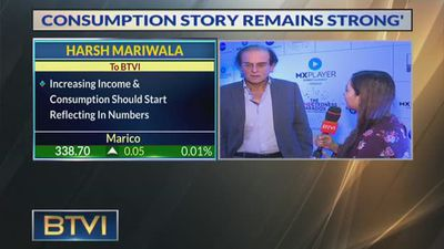 Increasing income & consumption should start reflecting in numbers: Harsh Mariwala, Marico