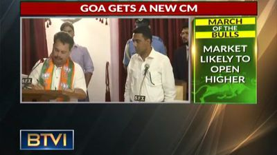 Pramod Sawant Appointed As New Goa CM