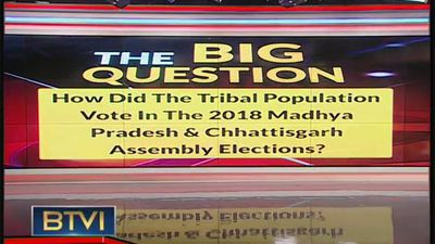 Race Hots Up To Woo Tribals For Votes