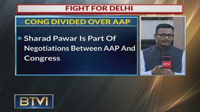 Congress Remains Divided Over Tie-up With AAP