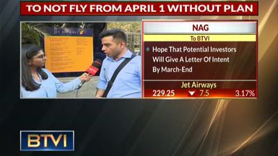 Jet Airways Pilots Union threaten to stop flying from April 1
