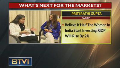 Time to break myth that investment is a risky proposition to women: PR Gupta