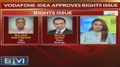 Vodafone-Idea approves rights issue at Rs 12.50/share, Aims to raise Rs 25,000 Cr