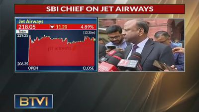 SBI Chairman: No Bailout Is Given To Any Promoter; Dialogue With Etihad Airways On Jet Airways Is Cu