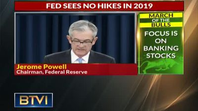 Fed Sees No Hikes in 2019