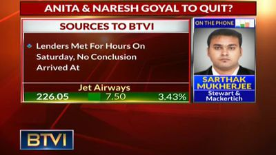 Goyal Hunts For Golden Parachute