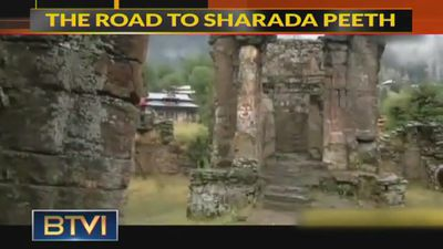 Pakistan to open Sharda Peeth for Indian Pilgrims: Sources