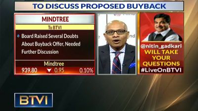 Mindtree Board To Meet Today