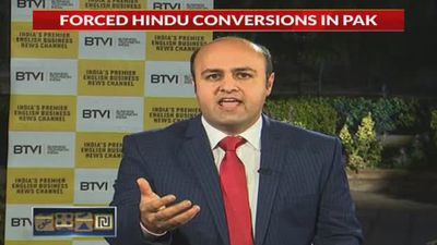 Why is there such hatred for Hindus in Pakistan? Asks Sushil Pandit