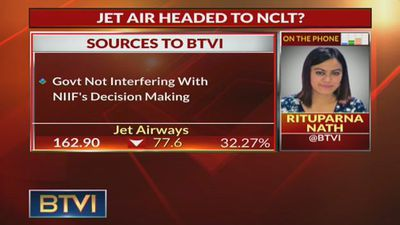 Jet Air Headed To NCLT?