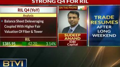 Refining and Petchem steady as RIL posts strong Q4