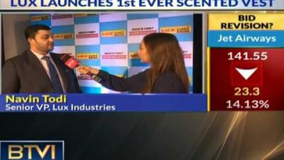 Lux Launches first ever scented vest, expects 10% growth