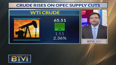 Oil Prices Hit 6 Month High