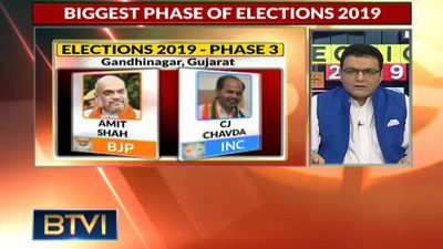 Lok Sabha polls Phase 3: Biggest phase with big names in fray