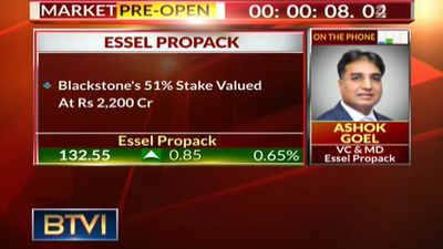 Blackstone a suitable partner: Essel Propack