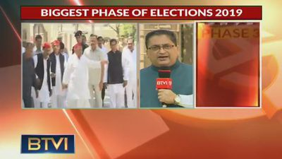 Lok Sabha polls: What is at stake in Uttar Pradesh in Phase 3 of polling?