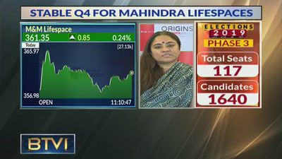 A stable Q4 for Mahindra Lifespaces