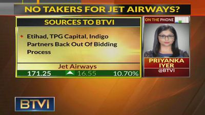 Jet Crisis: Investors back out of bidding process; staff to move SC against lenders