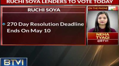 Lenders to vote on Patanjali's revised offer for Ruchi Soya