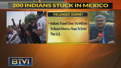 200 Indians Stuck at Tapachula, Mexican Town Near US Border
