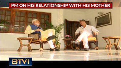 PM Modi's non-political interview with Akshay Kumar