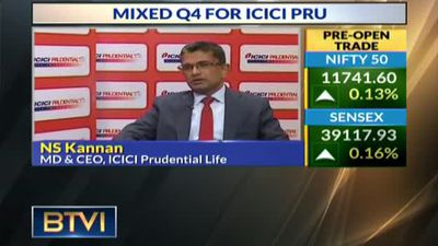 Mixed Q4 for ICICI Pru, persistency ratio up by 86%