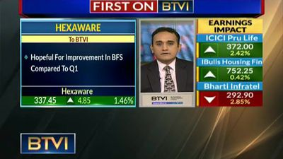 Stable Q1 for Hexaware