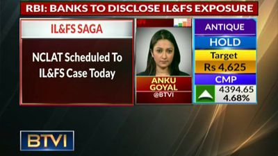 RBI asks banks to disclose exposure to IL&FS
