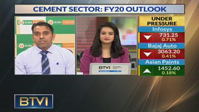 Mangesh Bhadang of IDBI Capital on cement industry earnings