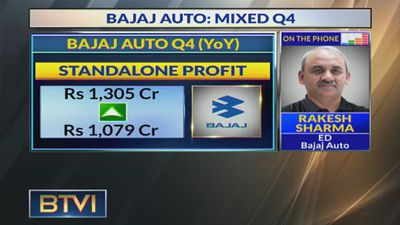 Saw record sales in FY19 despite some tailwinds: Rakesh Sharma, Bajaj Auto