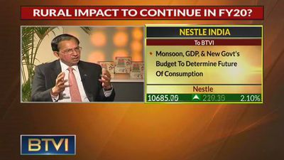 Rising Commodity Costs A Cause For Concern: Suresh Narayanan, Nestle India