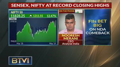 Have A Wait & Watch View On Tata Motors: Nooresh Merani