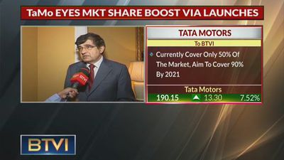 Tata Motors Eyes Market Shares Via Launches