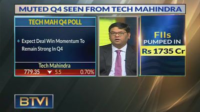 A Muted Q4 For Tech Mahindra On Back Of A Strong Base