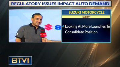 Optimistic of recovery in 2-wheeler market post elections: Devashish Handa, Suzuki Motorcycles India