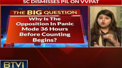 Opposition creating fear psychosis after exit polls indicate NDA victory?