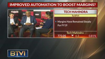 Improved Automation To Boost Margins For Tech Mahindra?