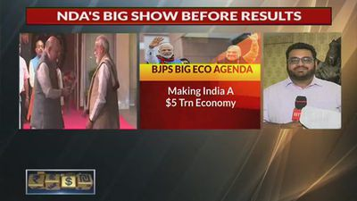 BJP's Big Economic Agenda Before Results