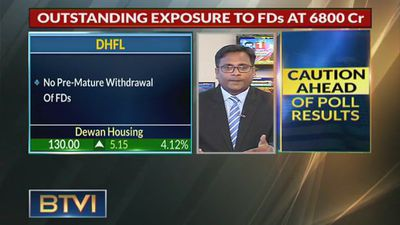 DHFL Suspends FD Scheme; Outstanding Exposure At Rs 6,800 Cr