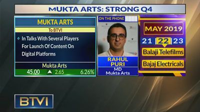 Aim To Focus On Regional Languages For Further Content: Rahul Puri, Mukta Arts