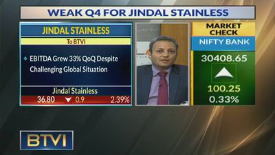 Pressure on Margins Due To China Imports: Anurag Mantri, Jindal Stainless Steel