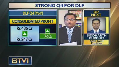 Strong Q4 For DLF: Consolidated Revenue Up 81.5% YoY