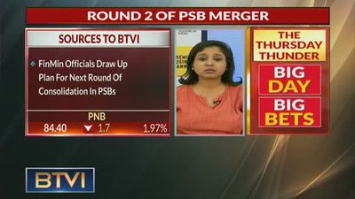 Finance Ministry Examining Different Merger Proposals Received From PSU Banks