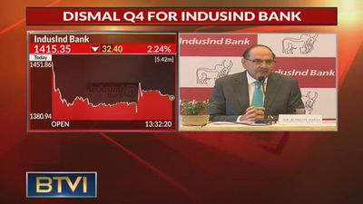Provisioning led to dent in Q4: Romesh Sobti, IndusInd Bank