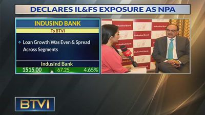 Writing off Rs 1,000 crore led to dismal Q4: Romesh Sobti, IndusInd Bank