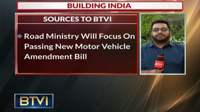 Building India: Road Transport Ministry begins work on 100-Day agenda